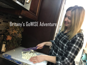 Britany's GoWISE Adventure: Week 4