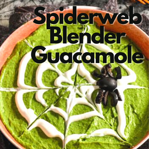 Spiderweb Blender Guacamole