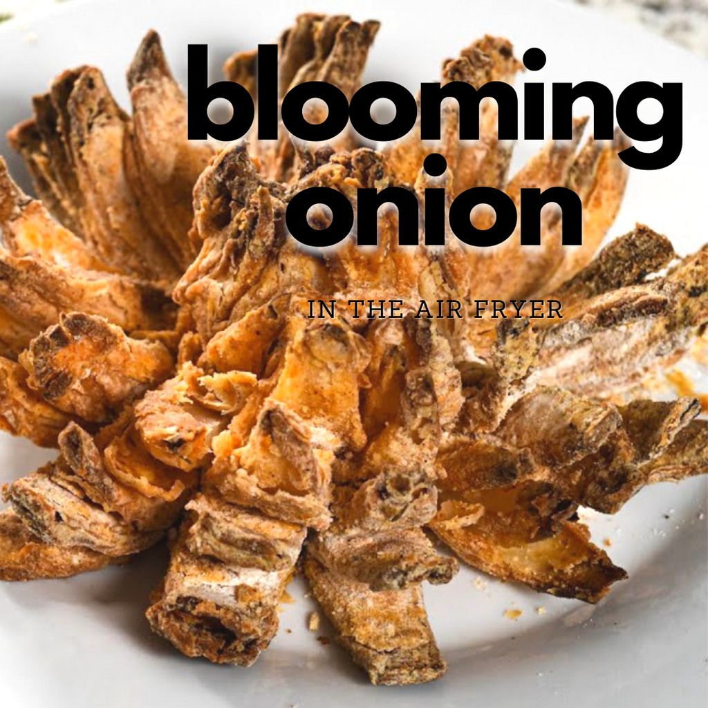 Air Fryer Blooming Onion
