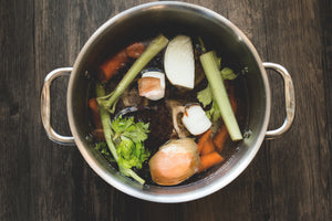 Bone Broth In Your Pressure Cooker