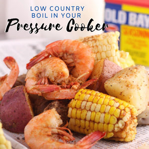 Low Country Boil In Your Pressure Cooker