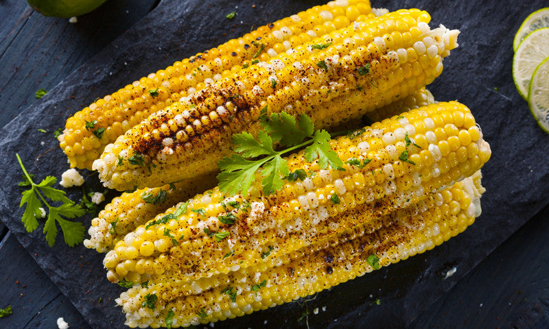 Elotes (Mexican Street Corn) recipe - Pressure Cooker