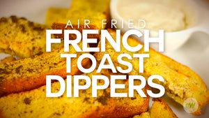 Air Fryer French Toast Sticks