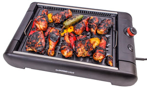 Smokeless Electric Indoor Grill 101