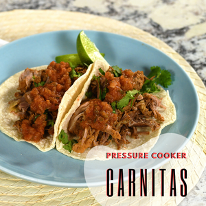 Carnitas In Your Pressure Cooker