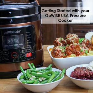 The Basics of Pressure Cooking Plus 5 Easy Recipes
