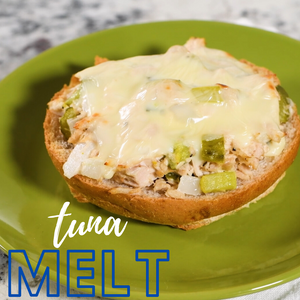 Tuna Melts In Your Air Fryer