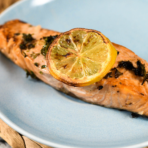 air-fryer-salmon