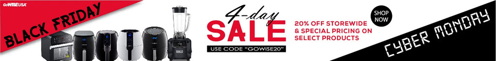 black friday/cyber monday gowise usa deals