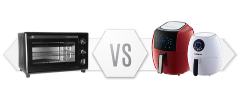 Convection Oven Vs Air Fryer Gowise Usa