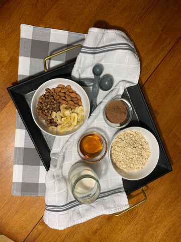 chocolate-oatmeal-ingredients-in-your-pressure-cooker