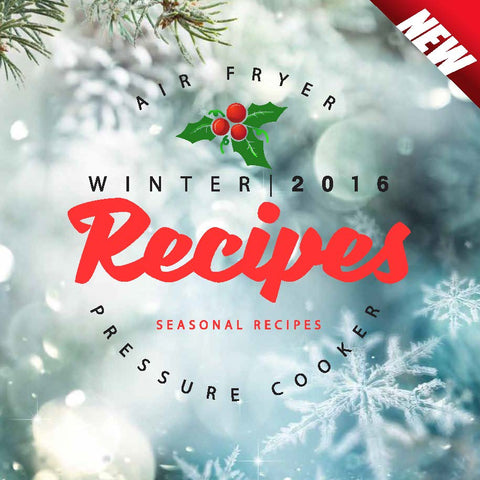 Air Fry Pressure Cooker Recipe Books