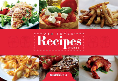 Air Fryer Recipe Volume 1
