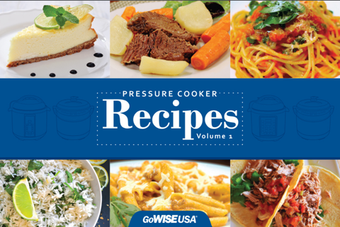 Pressure Cooker Recipe Volume 1
