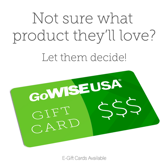 Gift Card - GoWISE USA