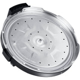 Replacement Lid for GW22703/GW22704/GW22705 Silver Pressure Cookers - GoWISE USA