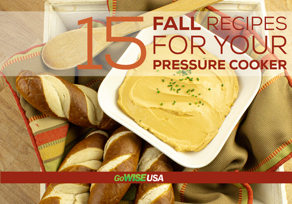 15 Fall Recipes for Your Pressure Cooker (Digital Download) - GoWISE USA