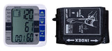 GoWISE USA Digital Upper Arm Blood Pressure Monitor with Hypertension Risk Indicator & Irregular Heartbeat Detection, FDA Approved GW22051