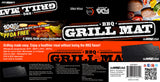 Non-Stick Reusable Grill and Baking Mats, 2-pack - GoWISE USA