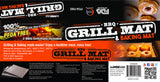 Non-Stick Reusable Grill and Baking Mats, 4-pack - GoWISE USA