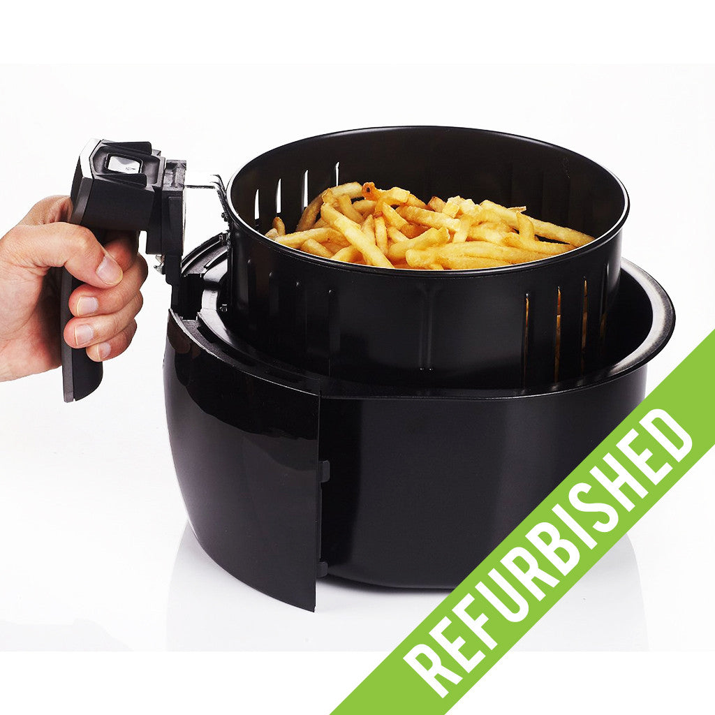 3 7 Quart 8 In 1 Air Fryer Refurbished Gowise Usa