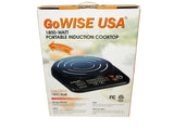 Portable Induction Cooktop / Hotplate - GoWISE USA