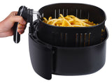 basket for airfryer GoWISE USA in black