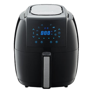 3.7-Quart 8-in-1 Electric Air Fryer - GoWISE USA