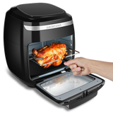 Multi Air Fryer Vibe Series (Black or Mint), GW77722/23 - GoWISE USA