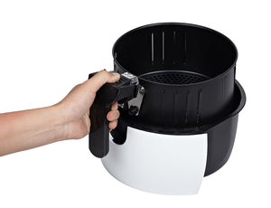 Replacement Basket, Pan, and/or Handle for 3.7 Qt. GW22640 Air Fryer - GoWISE USA