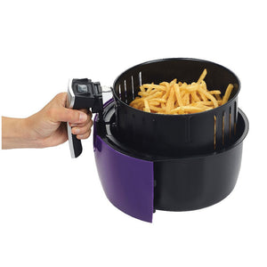 Replacement Basket, Pan, and/or Handle for 3.7 Qt. GW22651 Air Fryer - GoWISE USA