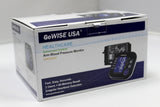 Digital Upper Arm Blood Pressure Monitor, Hypertension and Irregular Heartbeat Indicator, GW22061 - GoWISE USA