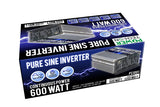 Power Tech-On Advanced Technology PURE SINE Power Inverter