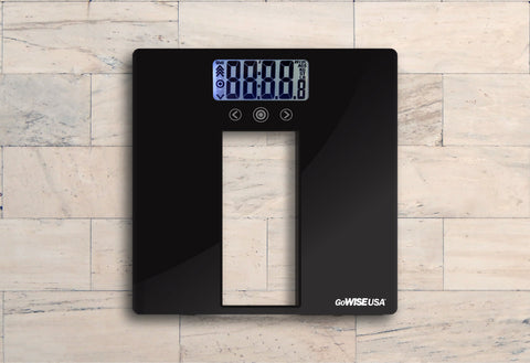 Gowise Usa Body Mass Index Scale
