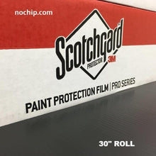 "Load image into Gallery viewer, 30"" ROLL 3M Scotchgard™ Paint Protection Film 