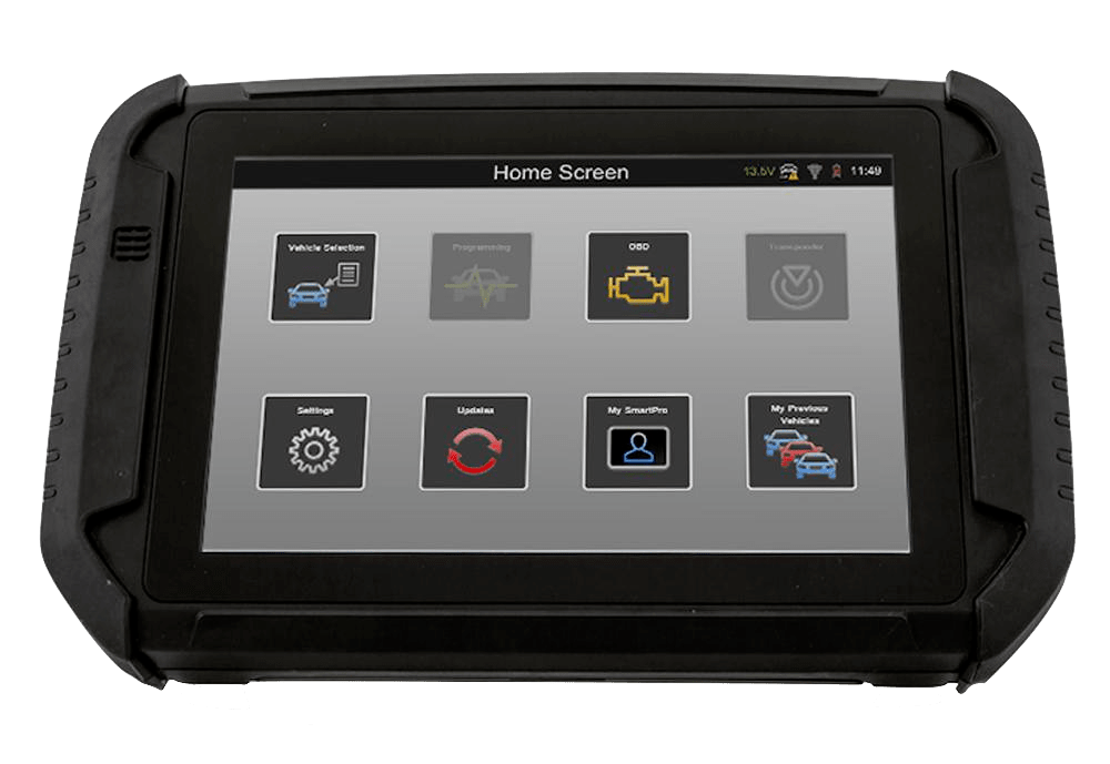 Smart Pro diagnostic