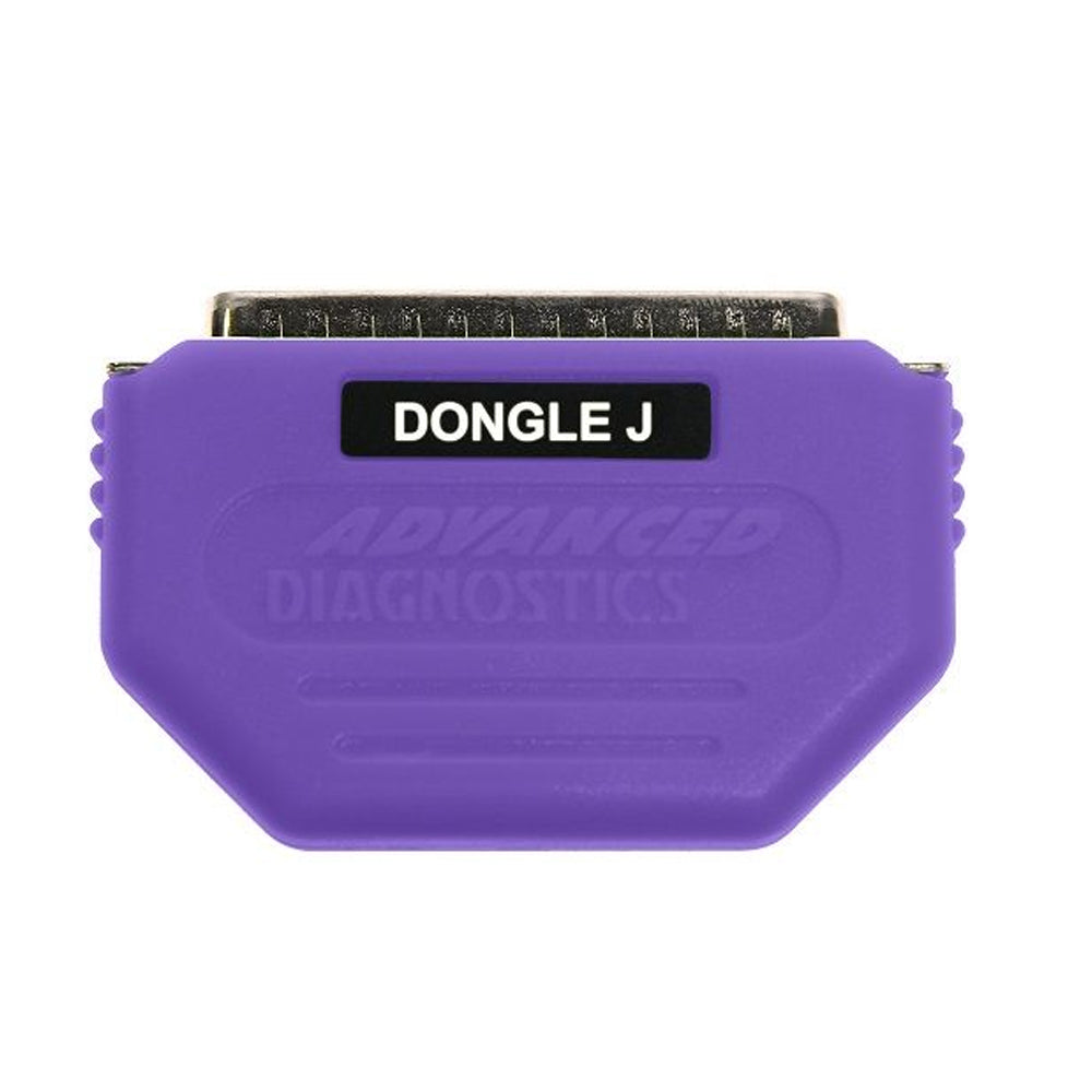 "ADC-173 ""J"" Dongle for the Pro (Purple) - Fiat, Alfa & Lancia"