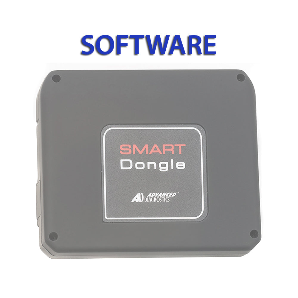 ADS-198SD Nissan PIN Read Software 5 digit and 20 digit for Smart Dongle