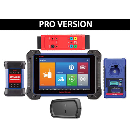 Autel MaxiIM IM608 Pro Key Programming and Diagnostic Tool Plus GBOX2 & APB112