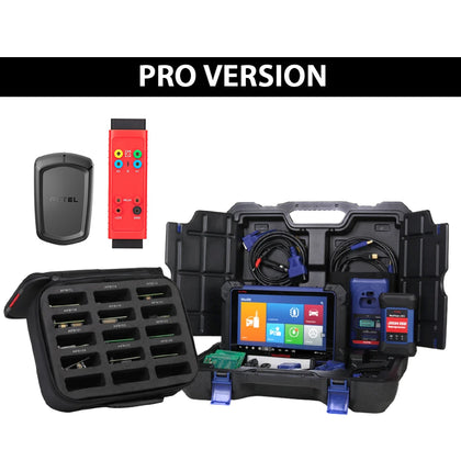 Autel - MaxiIM IM608 PRO - Auto Key Programmer & Diagnostic Tool Plus APB112, G-BOX2 & IMKPA Accessories for Renew & Unlock