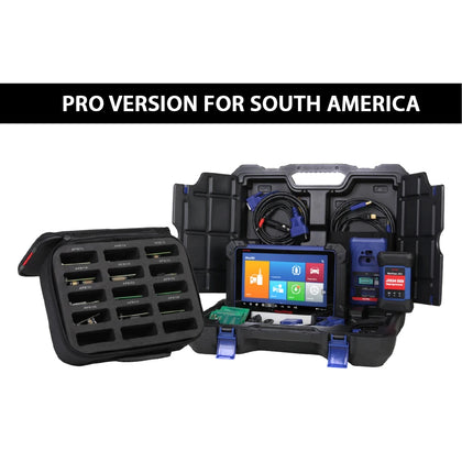 Autel - MaxiIM IM608 PRO - Auto Key Programmer & Diagnostic Tool Plus IMKPA Accessories (IM608PROKPA) - South America Version