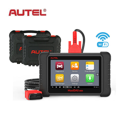 Autel MaxiDAS DS808 Android Operating System