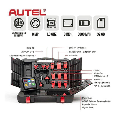 Autel MaxiSys MS906 Diagnostic System