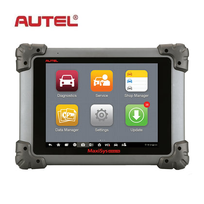 Autel MaxiSys MS908S Pro Diagnostic System w/J2534 Pass-Thru Programmer Device