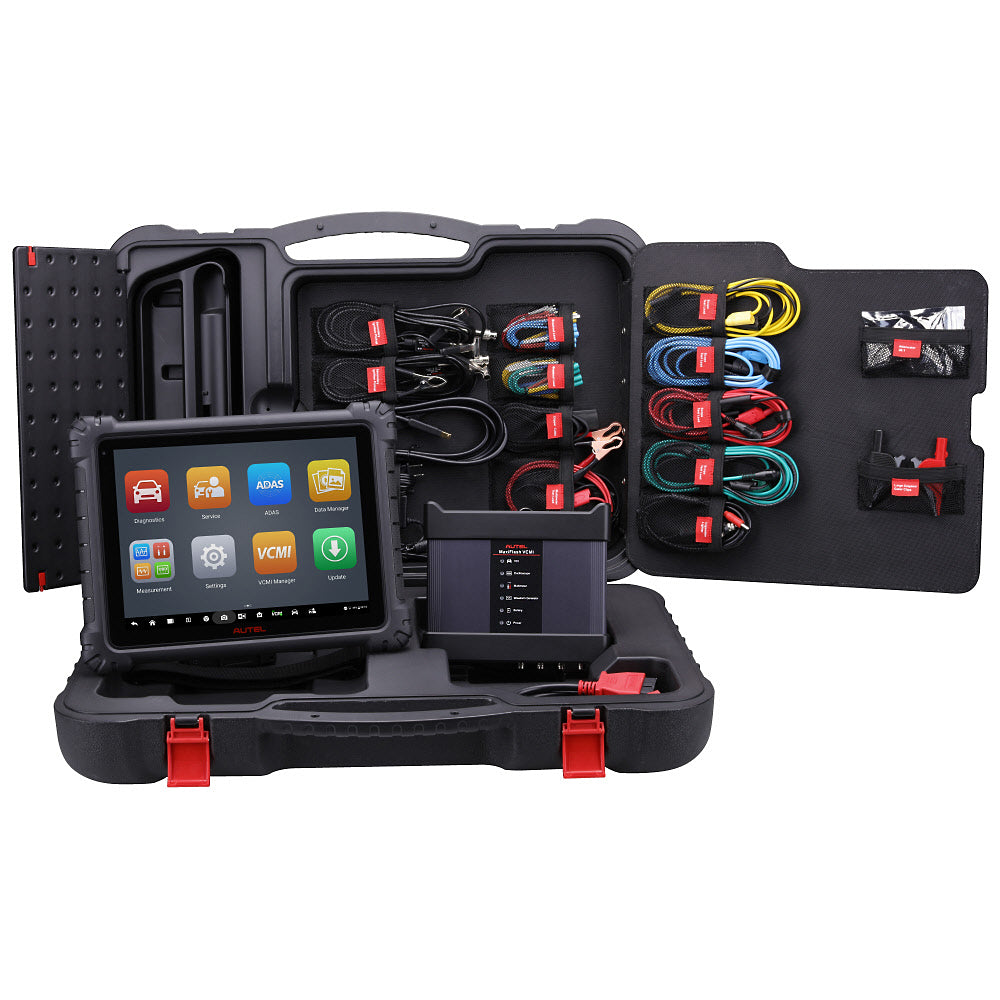 Autel - MaxiSys Ultra Automotive Diagnostic Tablet With Advanced MaxiFlash VCMI