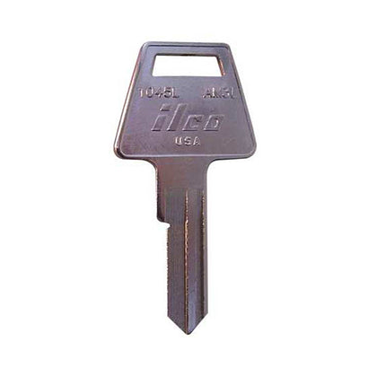 1045L American Padlock Key Blank - AM3L (Packs of 10)