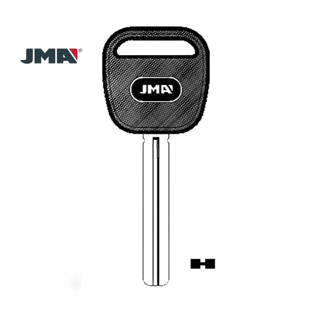 1990 1997 JMA Key Blank for Lexus Mazda LXP90P Packs of 5