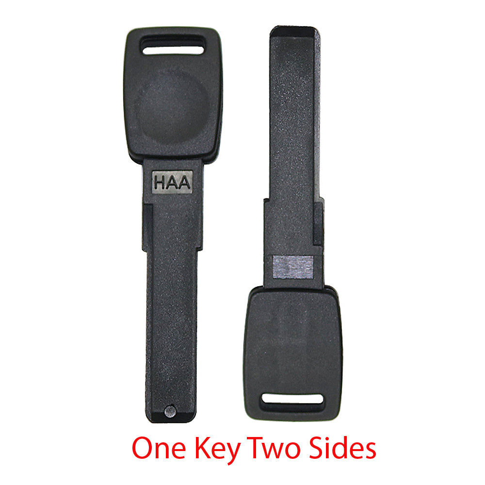 2008 - 2012 Audi Emergency Key