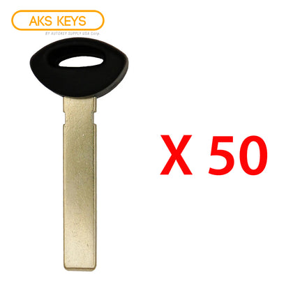 2010 - 2014  Mini Cooper Emergency Key (50 Pack)