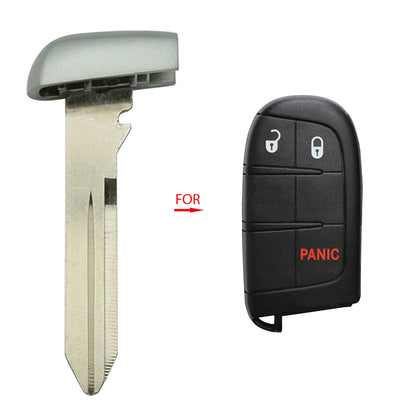 2011 - 2019 Chrysler Dodge Jeep Emergency Key